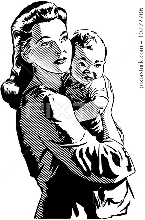 Mother And Child 10272706