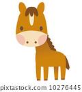 equine, horse, icon 10276445