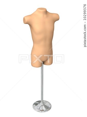 人体模特男孩(未成年人) 10299376