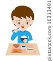 孩子吃 10313491