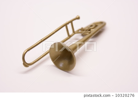 Musical instrument toy solo trombone part 2 10320276