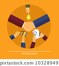 ideas handshake business 10328949