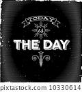 vintage, typographic, design 10330614