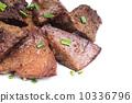 肉 肝臟 烤的 10336796