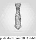 소송, 아이콘, 넥타이 10349669