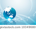 地球儀 矢量 土地 10349680
