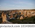 卡帕多奇亚 落基山 形状独特的石头 10349689