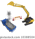 Power shovel&Truck(a3) 10388504