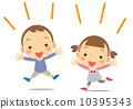 Joyfully toddler 10395343