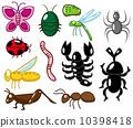 bug, ant, cartoon 10398418