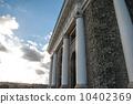 石造 石工 石柱 10402369