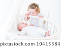 toddler, newborn, girl 10415384