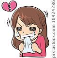 crying, broken, heart 10424286