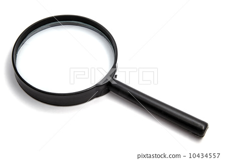 Magnifying glass 10434557