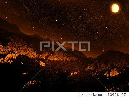 night landscape 10438167