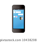 smart, phone, chat 10438208