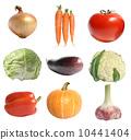garlic onion vegetables 10441404