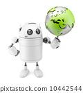 หุ่นยนต์,3,มิติ 10442544