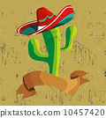 cactus hat banner 10457420
