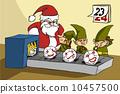 art cartoon christmas 10457500