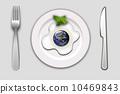 Breakfast earth 10469843