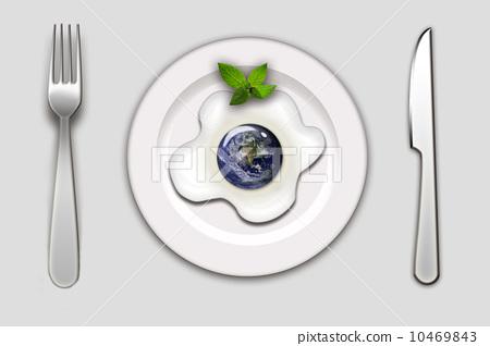 早餐地球 10469843
