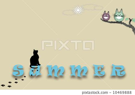 貓和精靈 10469888