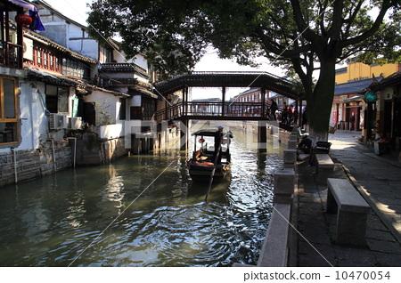 上海古鎮朱家角 10470054
