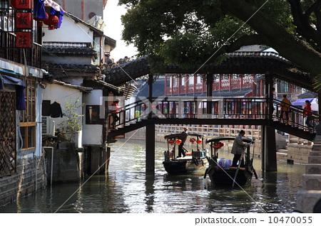 上海古鎮朱家角 10470055