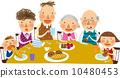 进餐 晚餐 正餐 10480453