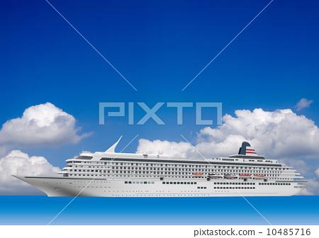 luxury liner 10485716