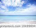 海洋 海 蓝色的水 10499694