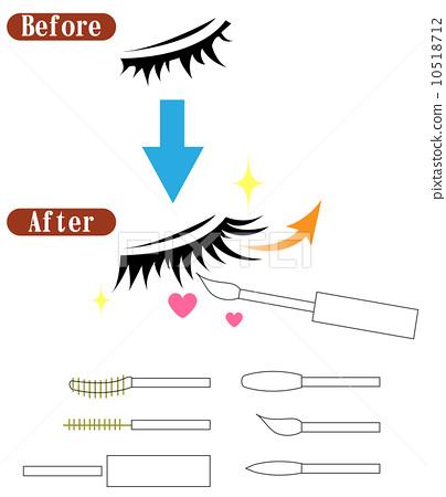Eyelash change image 10518712