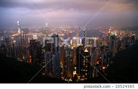 香港夜景 10524565