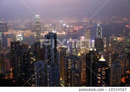 香港夜景 10524567