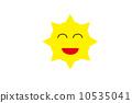 笑臉 微笑 笑容 10535041