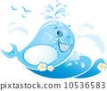 游泳 蓝色 鱼 10536583