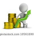 3d small people - good profit 10561690