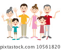 Summer family 10561820