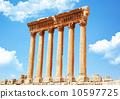 Jupiter's temple, Baalbek, Lebanon 10597725