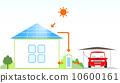 房子 房屋 太陽能板 10600161