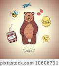 動物 自然 熊 10606731