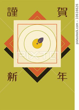 Kagami cake 10616626