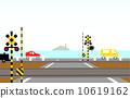 Railroad Crossing 10619162