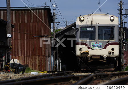 Toyama area railway 10620479