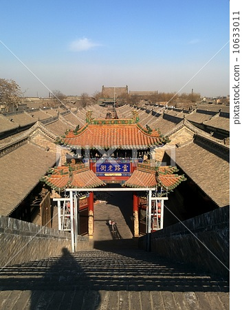 Pingyao Castle 10633011