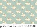 bunny, rabbit, patterns 10633188