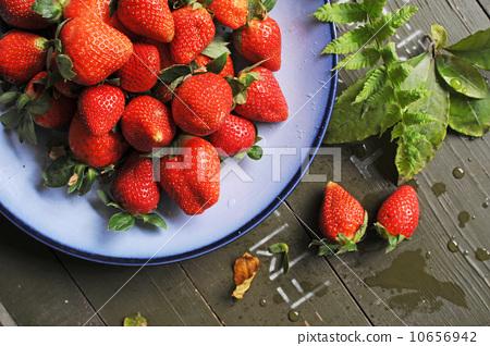 新鮮草莓 10656942