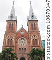 베트남 호치민시 사이공 성당 10670347