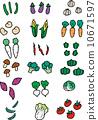 Vegetables 10671597